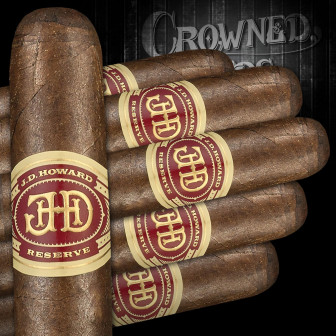 Crowned Heads J.D. Howard Reserve HR50 10pk